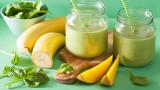 Банан, диня, спанак и още богаташи на тема калий