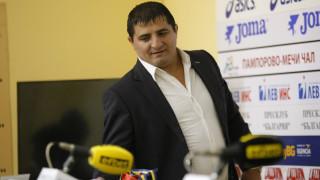 Назарян: Благодаря на министерството, на федерацията и на момчетата