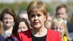 Независимостта на Шотландия е неизбежно да се случи, обяви Никола Стърджън