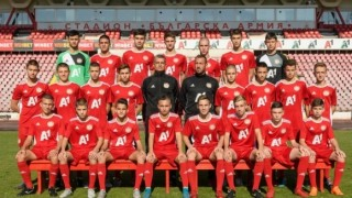 ЦСКА победи Лудогорец при юношите, Борносузов донесе успеха