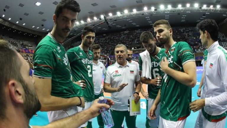 България победи Румъния с 3-0 във втория ден на Евроволей 2019