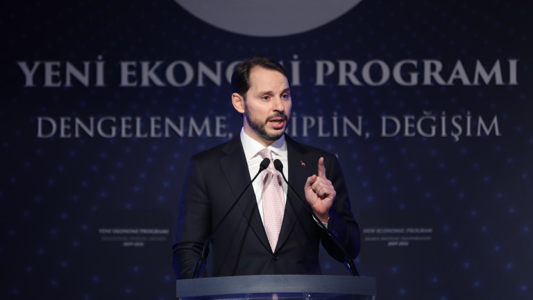 """""""Икономическата атака"""" срещу Турция дошла от чужбина"""