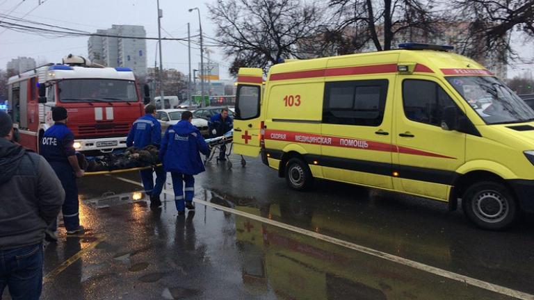 Евакуираха близо 3000 души от три жп гари в Москва