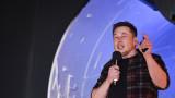 """Един от най-амбициозните проекти на SpaceX остава """"заклещен"""" на земята"""