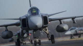 Нищо не унищожава ПВО по-добре от Gripen