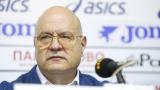 Александър Александров: Волейболните хора не мислят за пари
