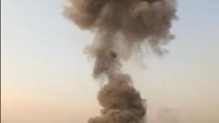Пак обстреляха американска база в Багдад