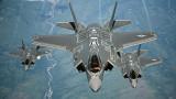Израел първи в света извършил удари с новия изтребител F-35