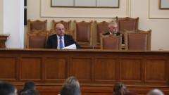 Без бомбастични изказвания за срещата в Москва, иска Дончев