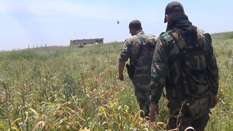 Сирийските въоръжени сили обявиха пълно прочистване на северните райони на