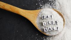 Връзката между солта и деменцията