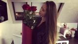 """Ето как """"златното момиче"""" Хриси Тодорова посрещна своя имен ден (СНИМКИ)"""