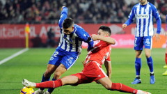 Жирона и Алавес не се победиха - 1:1