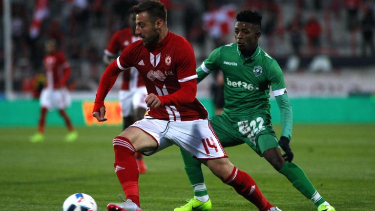 ЦСКА предлага впечатляващ нов договор на Бодуров