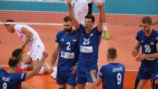 България загуби от Сърбия с 2:3 след невероятен срив в петия гейм