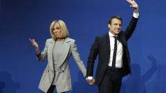 Победата на Макрон тласна нагоре еврото и борсите