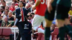 Емери: Бейерин няма да играе срещу Манчестър Юнайтед