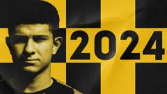 Станислав Работов продължи договора си с Ботев (Пловдив) за още два сезона