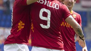Рома спечели служебно срещу Каляри