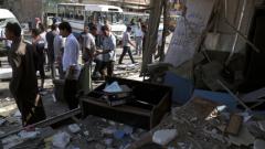 10 души загинаха при взривове в Багдад, десетки са  ранени