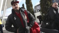 От ЦСКА отказали оферта от Израел за Николай Бодуров
