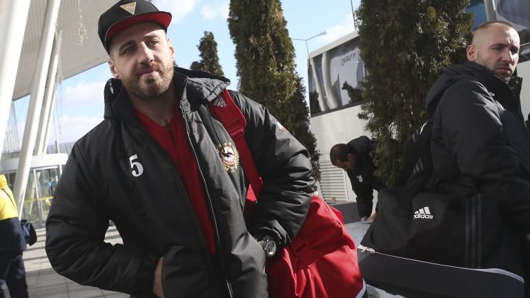 Бандаловски надъха Бодуров за дербито