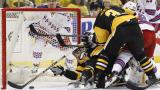 Пингвините спряха Рейнджърите в битката за купа Стенли
