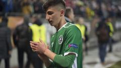 Спортният директор на Левски е личен агент на младата звезда на Лудогорец