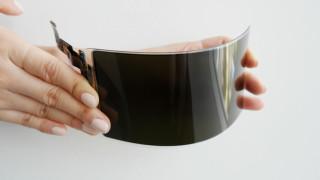 Тайнственият разтегателен смартфон на Samsung