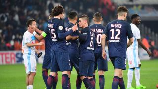 """Исторически срам за Марсилия - ПСЖ им вкара пет гола насред """"Велодром"""""""