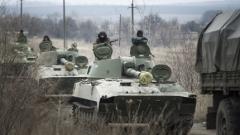 ОССЕ: При сепаратистите в Донбас са  струпани тежки оръжия, споразумението се нарушава