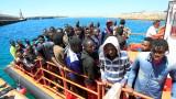Испания спаси около 1000 мигранти от морето за 2 дни