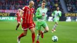 Ариен Робен: Лирой Сане е страхотен футболист