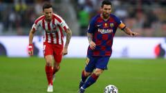 Барселона - Атлетико (Мадрид) 2:3, два отменени гола за каталунците след намесата на ВАР!