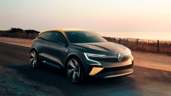 Renault показа бъдещия електрически Megane (Видео)