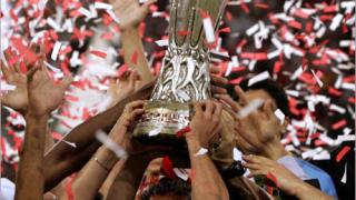 Севиля е новият носител на Купата на УЕФА