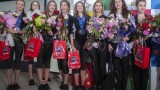 Ансамбълът по художествена гимнастика се завърна от Световното първенство