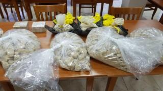 Хванаха дрога за над 5,5 млн. лева при спецакция
