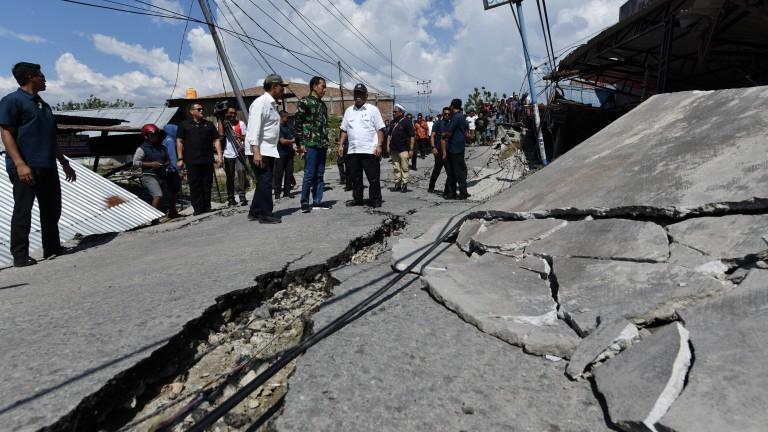 Южна Корея ще помогне на Индонезия с хуманитарна помощ за