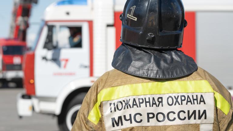 Шестнадесетдуши загинаха в резултат на пожар в руска фабрика за