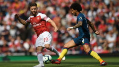 Фелипе Андерсон попада в плановете за селекция на Реал (Мадрид)