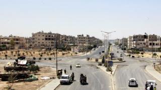Силите на Асад взривиха нефтопровод в Хомс