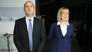 Радев изпреварва с над 4% Цачева при преброени 44,47% от гласовете