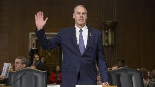 US Сенатът одобри новия вътрешен министър