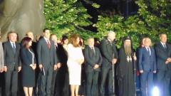 В единението е отговорът, заяви президентът Радев