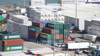 Най-важното пристанище на Острова след Brexit няма да е на море