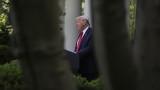 Надгробният камък на дипломацията на Тръмп