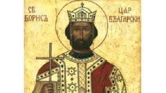 Българската църква почита паметта на княз Борис I