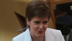 Шотландската национална партия SNP победи на изборите