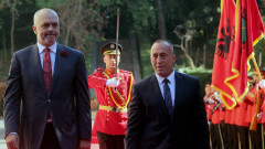 Тирана разясни коментара си за обща столица на Косово и Албания